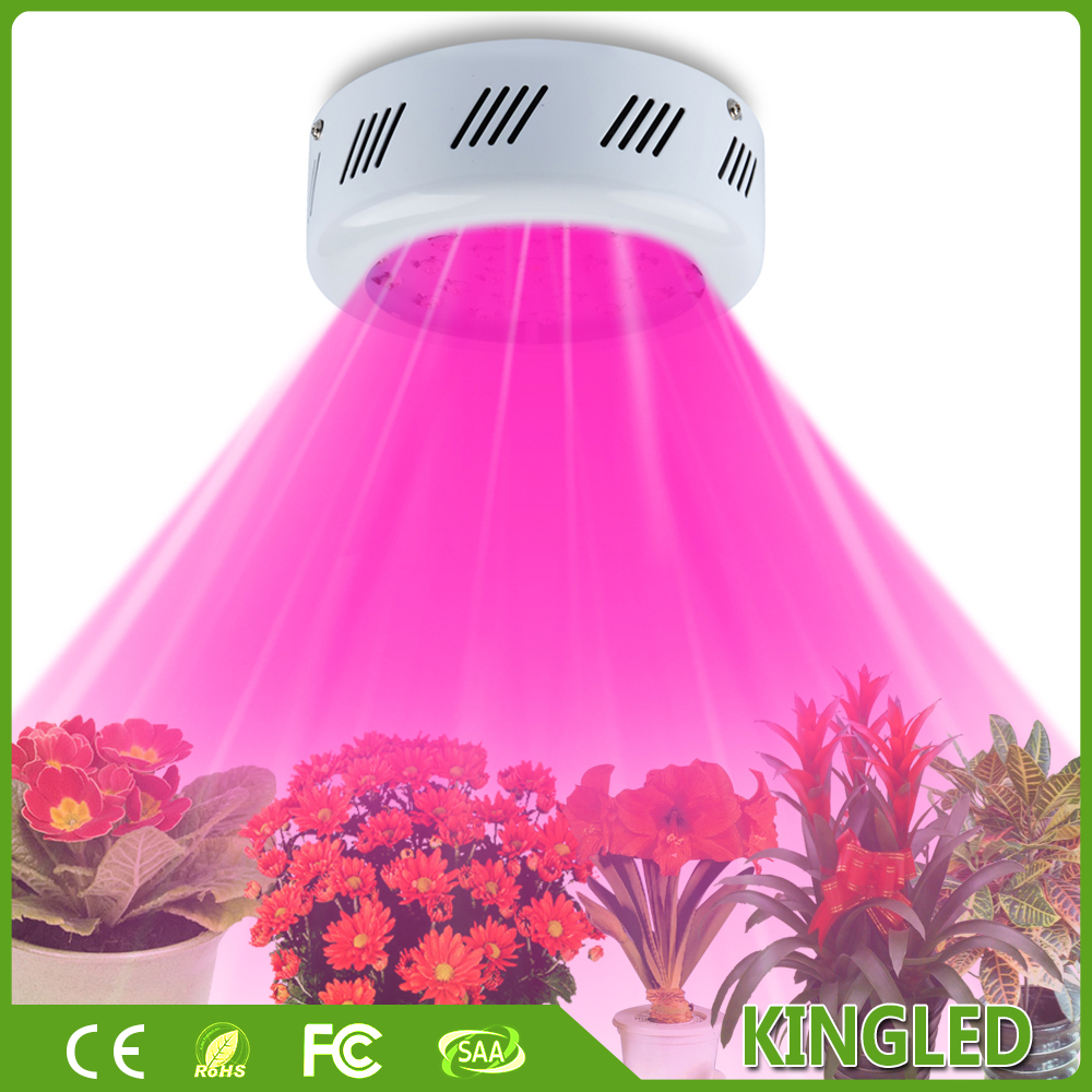 Led Grow Light Reviews High Times Ufo 300w Led Grow Light High Efficiency  Ir Full .