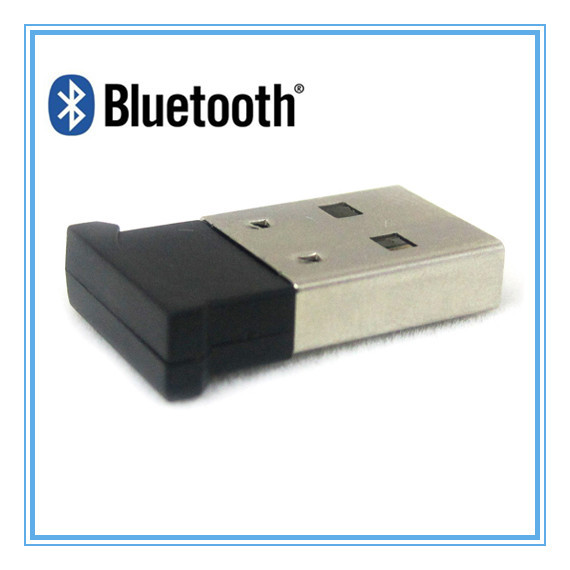 Smallest 2.0 Mini USB Bluetooth Blue Tooth Adapter V2.0 EDR USB Dongle for PC Laptop Free Drop Shipping Wholesale(China (Mainland))