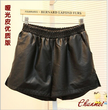 Creative Spring 2014 Fashion Shorts Women Female Shorts Solid Short Hole Style