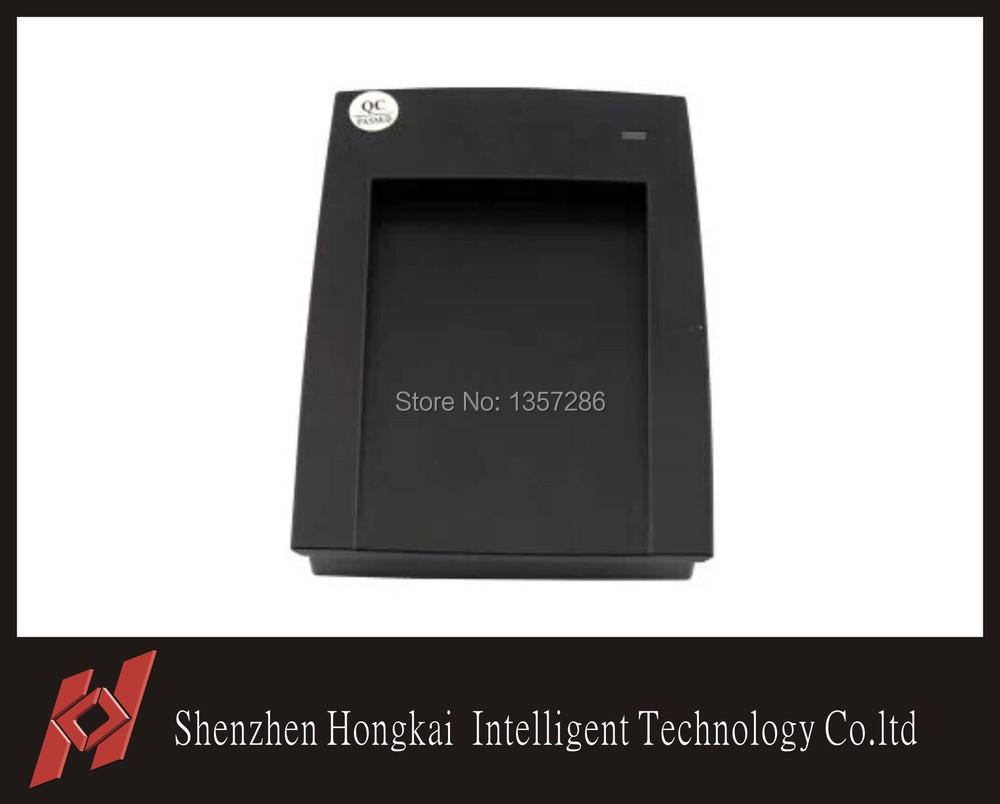 Free Shipping 125khz EM ID USB rfid reader 4 byte decimal 8H10D USB Desktop reader card issuing device no need driver(10pcs)