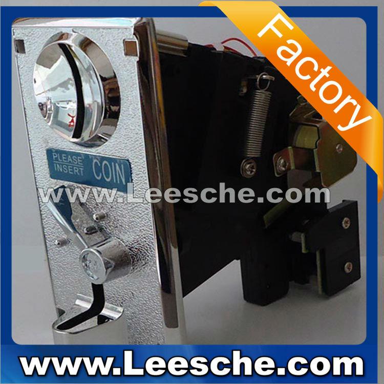 KAI 638 high quality arcade machine mechanical coin acceptor box coin acceptor usb(China (Mainland))