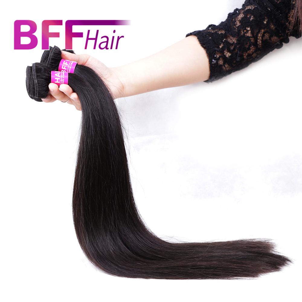 BFF Hair Products Malaysian Virgin Hair Straight 8A Mink Malasian Virgin Hair Wholesale Rosa Human Hair Weave 3 bundles/Lot(China (Mainland))