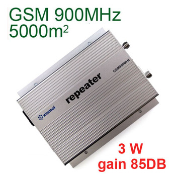 5000square meters suitable,3W,gain 85DB,GSM booster,GSM repeater,900Mhz booster,GSM enlarger,900Mhz repeater,Free  shippping