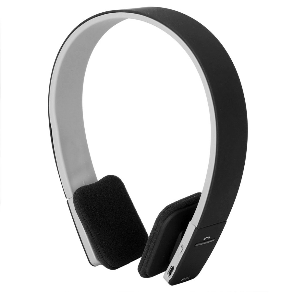 AEC BQ-618 Noise Reduction Wireless Cuffie Bluetooth Stereo Headphones Earphone Headset with MIC for iPhone 6 6S for Tablet PC(China (Mainland))