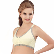 New Pregnant Women Nursing Bra Underwear Maternity Breastfeeding font b Feeding b font Bras Size 36