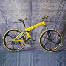 One Wheel 26 Inch Wheel 21 Speed Double Disc Brake Variable Speed Mountain Bikes Bicicleta Mountain Bike Bicycle For Men