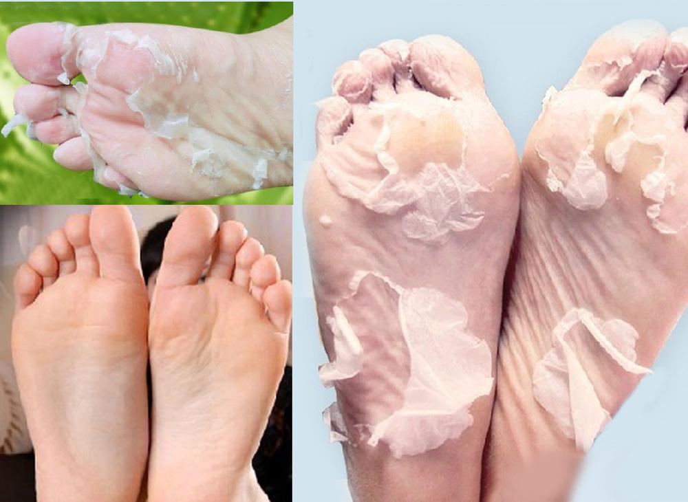 scholl exfoliating socks