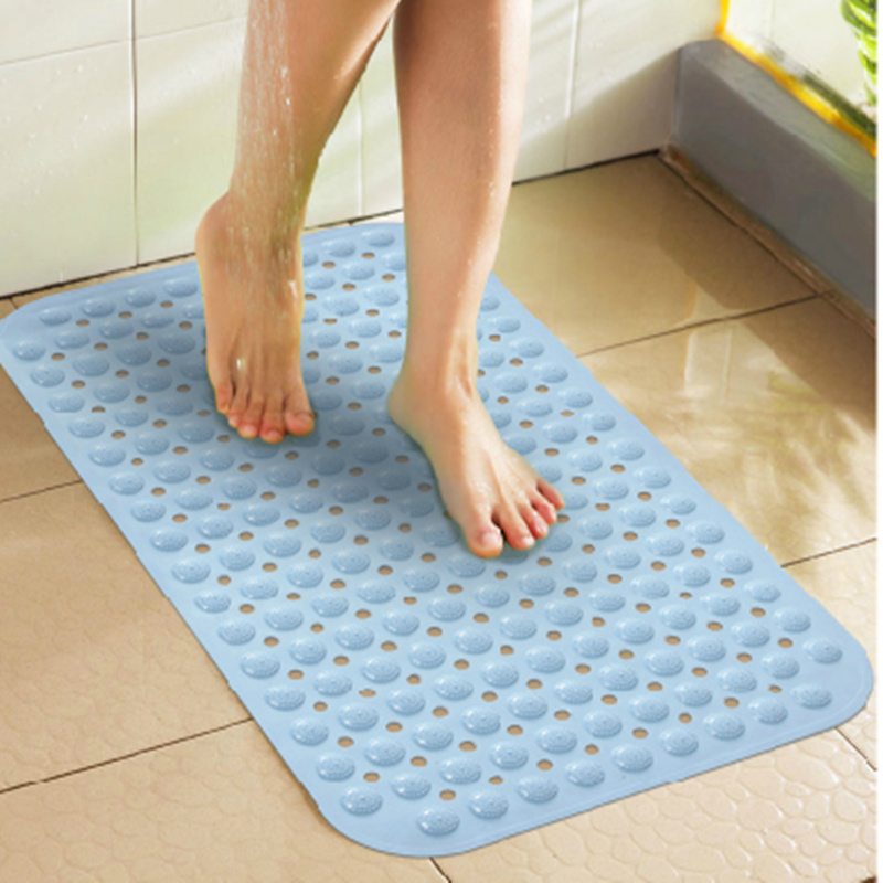 shower carpet carpet vidalondon amazon com deluxe square non slip shower amp bath mat
