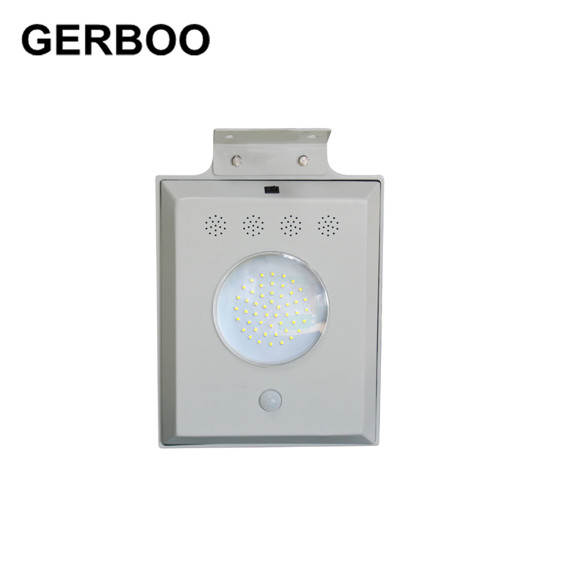 Shenzhen factory direct sale PIR motion sensor 5W DC solar led street light price with CE ROHS(China (Mainland))