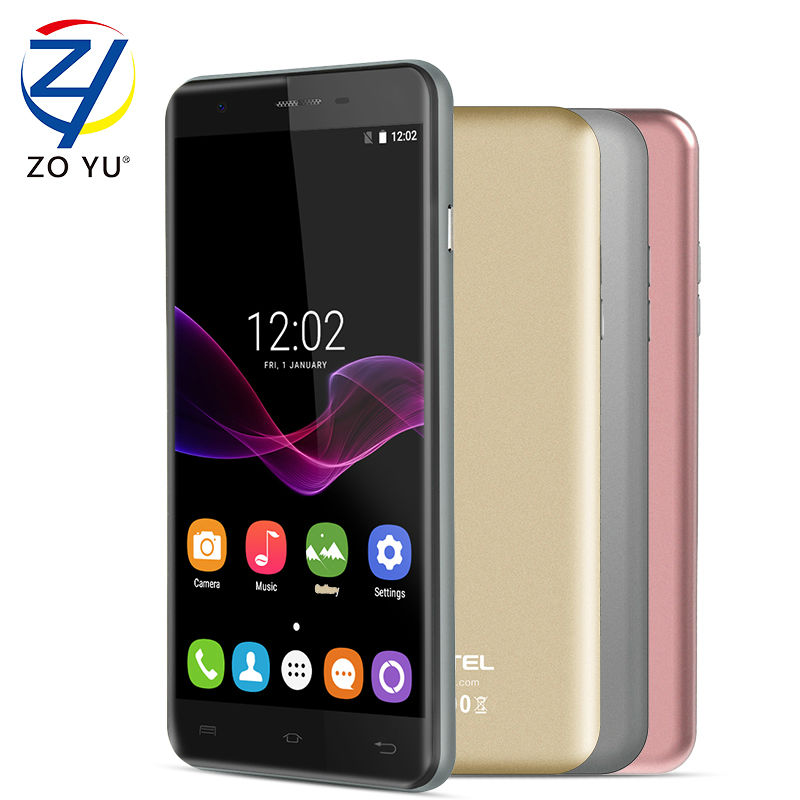Oukitel U7Max Smartphone 3G WCDMA Android 7.0 Marshmallow Mobile phone 1G+8G 5.5HD MTK6580A Quad Core 8MP 2500mAh Cell phone(China (Mainland))