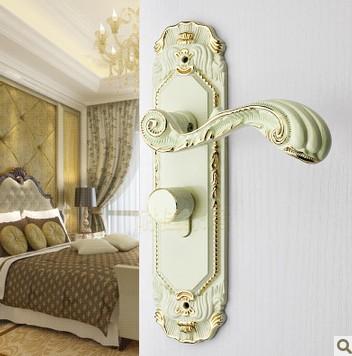 Europe Classic door handle room mortise lock fullset 89551(China (Mainland))