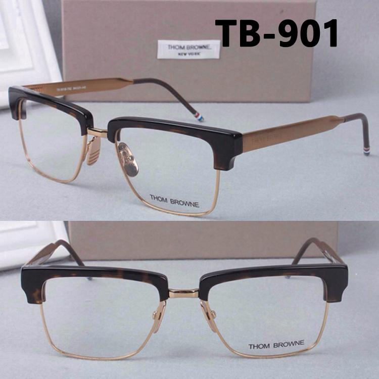 Designer Eyeglass Frames Nyc : 2015 TB706 New York Brand Designer Eyeglasses Frames thom ...