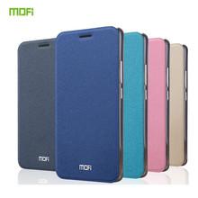 "For Xiaomi Redmi 3 Pro Case Original Mofi Leather Flip Back Cover Case For Xiaomi Redmi 3 Pro Prime Redmi3 Redmi 3S 3 S 5.0""(China (Mainland))"
