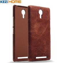 Buy Case Lenovo P90, KEZiHOME Retro Genuine Cow Leather Hard Back Case Cover Lenovo K80 K80M P90 5.5'' Phone cases Co.,LTD) for $8.43 in AliExpress store