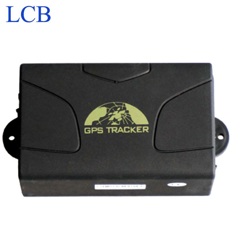 Live Real Time GSM/GPRS/GPS car tracker TK-104 Standby 60 days TK104