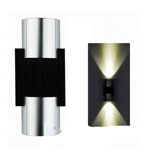 Wall Sconces Near Tv : lowest price Modern LED wall lamp 2W sconce luminaria bathroom porch light outdoor indoor TV ...