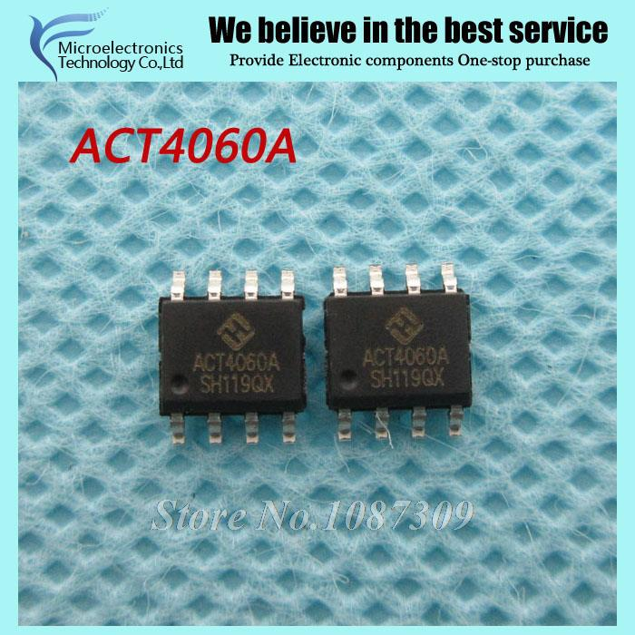 10pcs free shipping ACT4060A ACT4060 SOP-8 Voltage Regulators - Switching Regulators 24V, 2A, 400kHz Step-Down Converter new(China (Mainland))