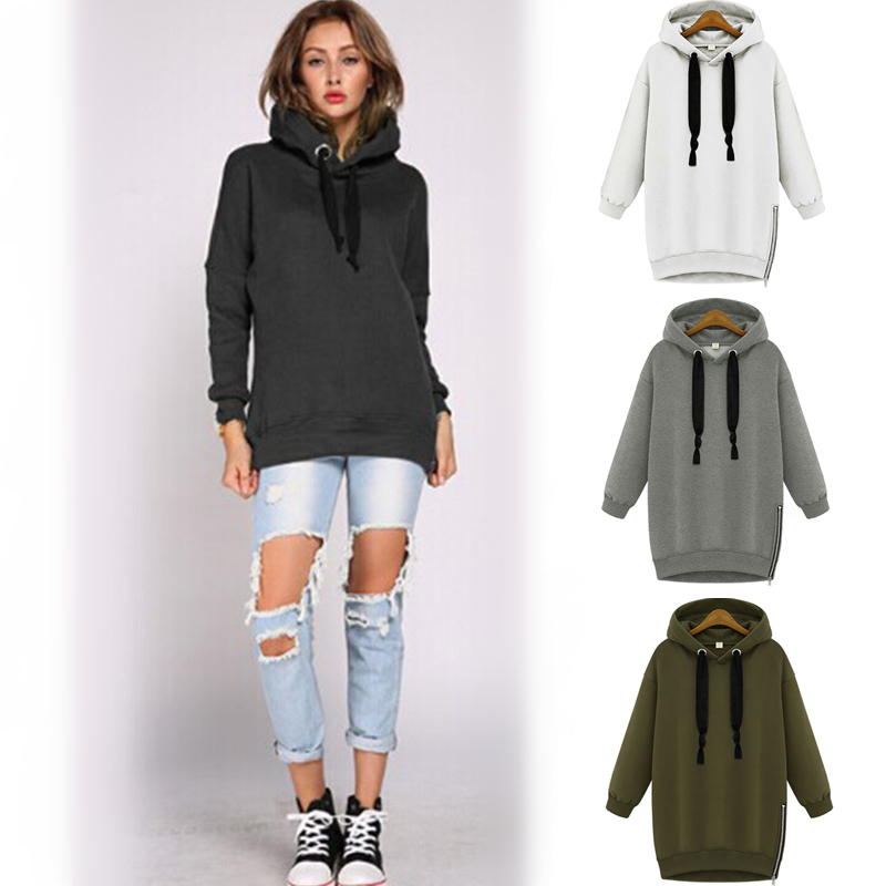 Find fashion hoodies for women of the season from Fashionmia trendy hoodies collection. We have cute and cheap hoodies for women to keep you stylish in chilly days.