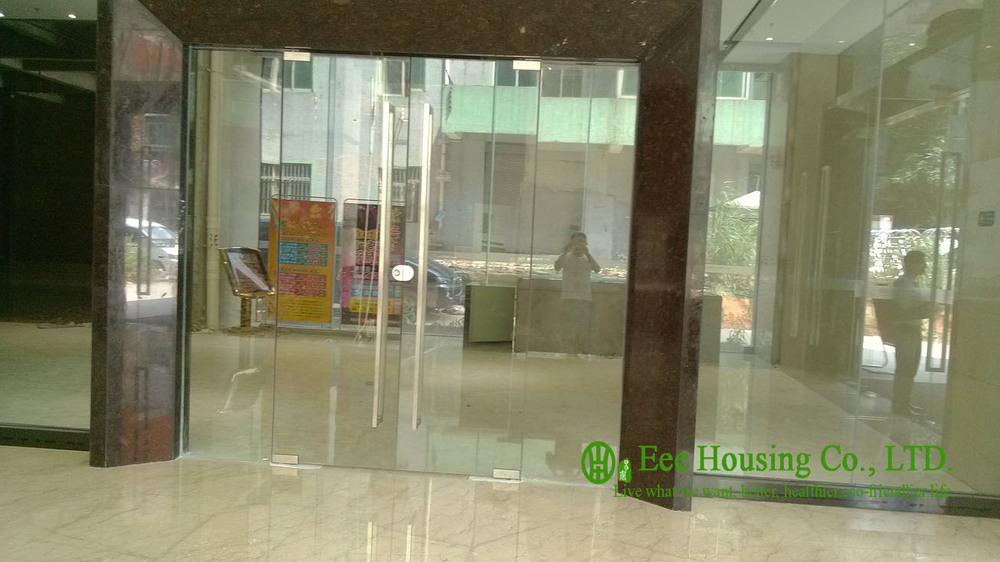 Online buy wholesale commercial glass entry doors from for Exterior doors with glass