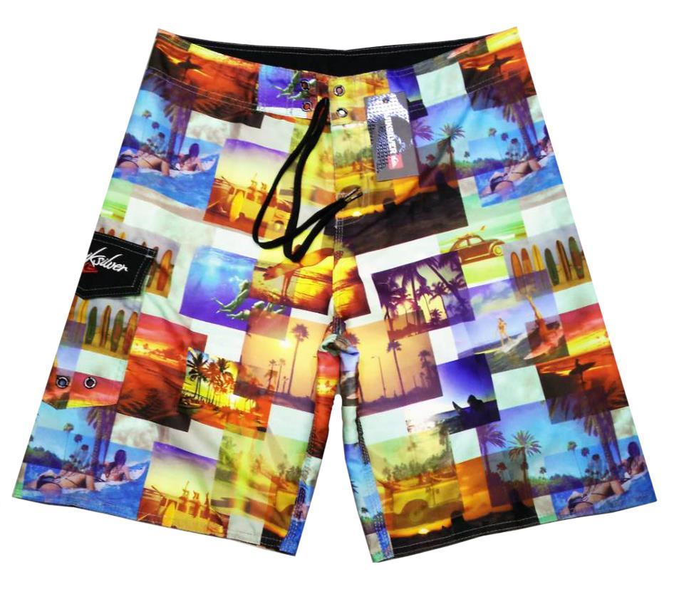 Пляжные  шорты для мальчиков Brand Billabong 2015 8/14 , 9406