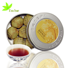 puer Hot Sale Mini Box compressed puer tea Ripe tea Chinese Traditional Healthy Food Aroma Natural Glutinous Rice puer tea PX005