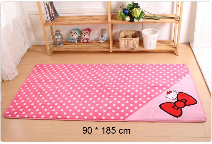 Tapijt Op Slaapkamer : Hello Kitty Room Rug