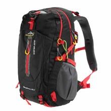 40L Waterproof Breathable Shoulder Backpack Outdoor Traveling Hiking Mountaineering Unisex Climbing Bags Rucksack(China (Mainland))