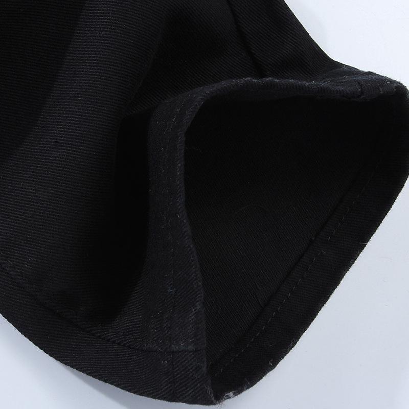 Скидки на Весна мужские джинсы печать Эластичность Уменьшают Малых прямые Цветочные брюки Ночной Клуб мужская одежда pantalones вакеро hombre G231