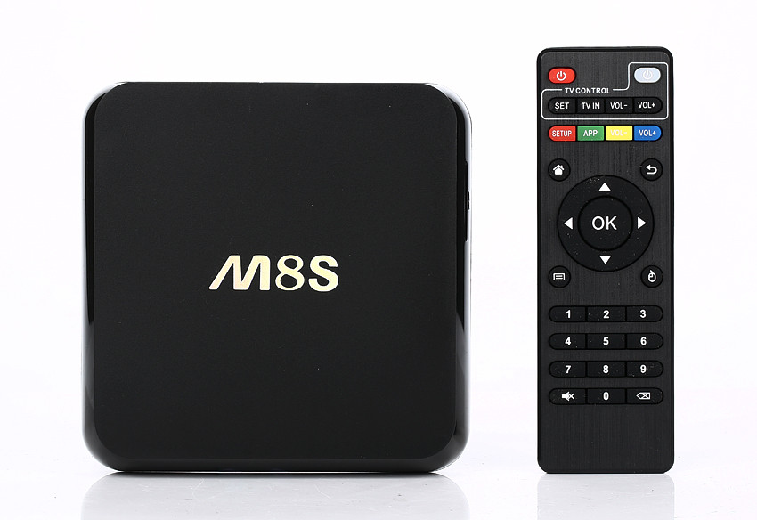 Global Top Android 5.1 TV Box M8S 2G / 8G Dual band 2.4G / 5G wifi Android Amlogic S812 Chip 4K XBMC Full HD Smart tv box(China (Mainland))