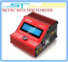 5 pcs Original SKYRC180W 16A RS16 Lipo Life Balance Charger Discharger propeller balancer for lipo battery low shi toy hobbies