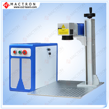 Desktop 30w Fiber Laser Marking Machine For Non-Metal Material Marking And Engraving