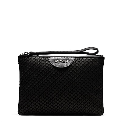 New arrived Mimco Medium Lovely pouch CLASSICO MID POUCH WALLET new black color<br><br>Aliexpress