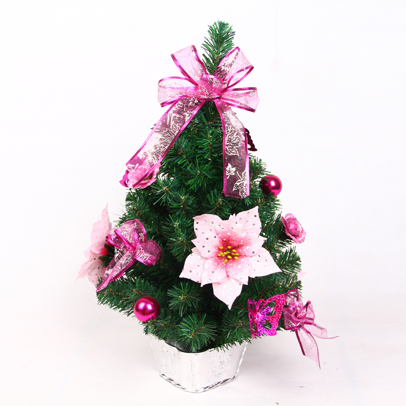 mini jardim acessorios:Flower Pot Christmas Tree Decoration