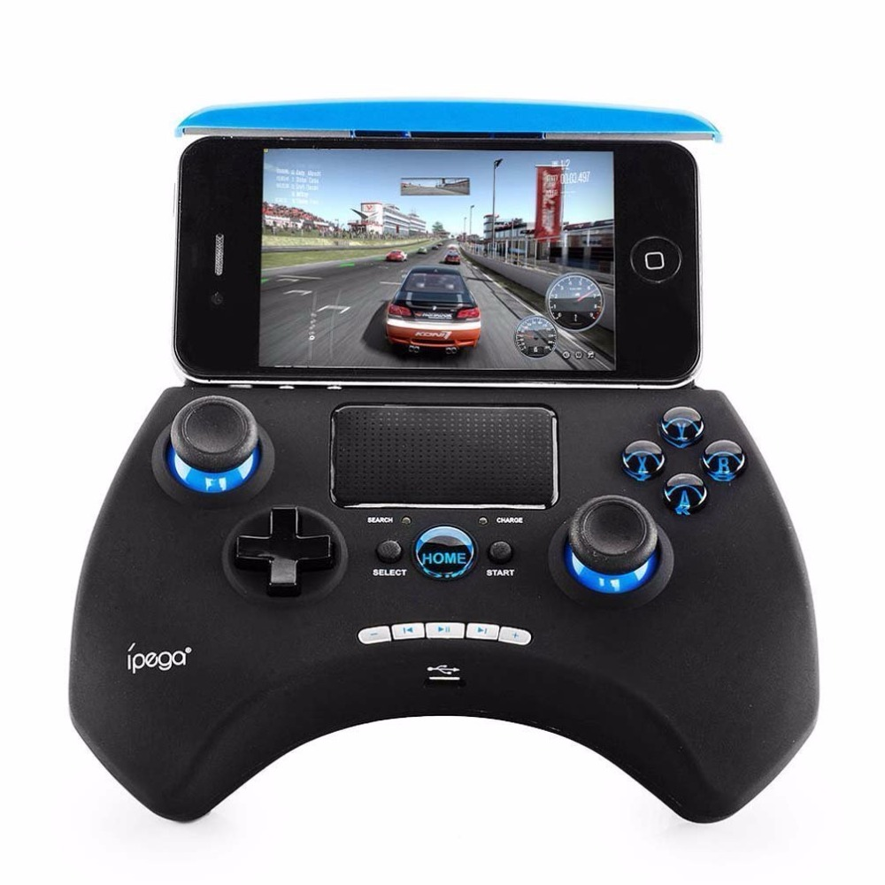 ipega PG-9028 Bluetooth Wireless Game Pad Controller Gamepads Joystick Stretchable Holder Touchpad For Android iOS PC Tablet(China (Mainland))