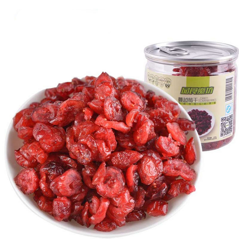 Гаджет  America Unique Fruit Dried Fruit Products 168g Dried Cranberries Dried Fruit Snacks, Candied Fruit Cans Loaded None Еда