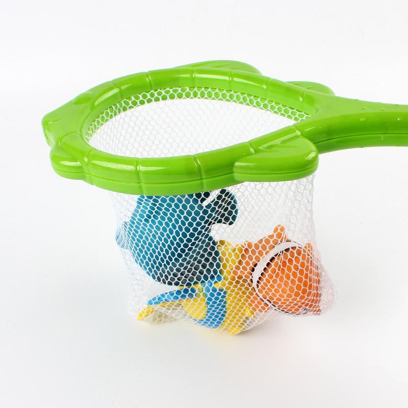Compra set of bath accessories for children online al por for Kids fishing nets