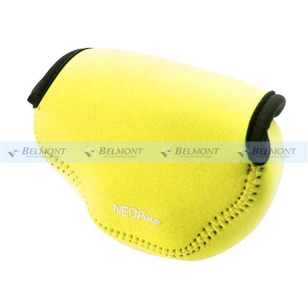 Yellow Color V3 NeoPine Neoprene camera protection bag with The hanging buckle for FreeShipping(China (Mainland))