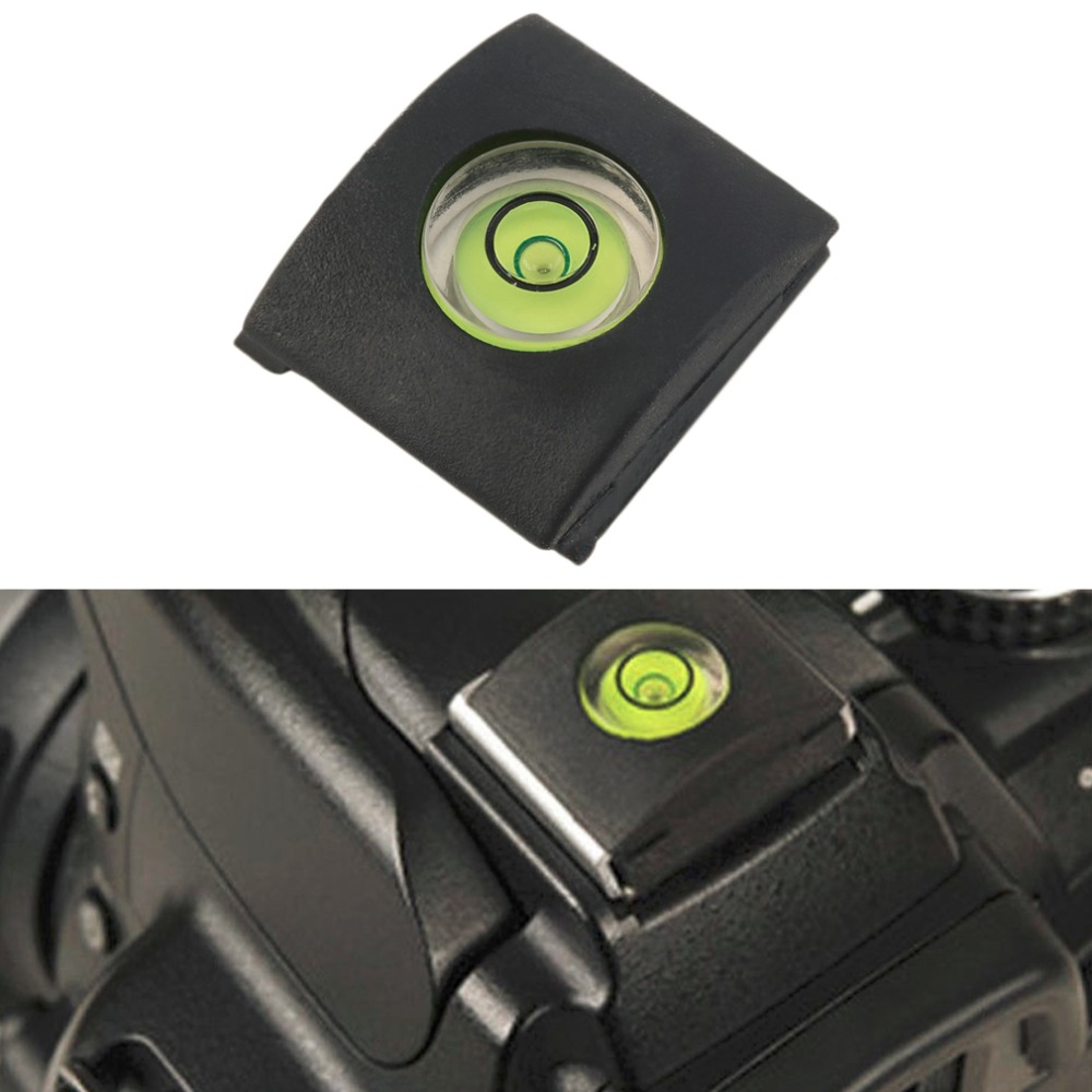 Hot New Flash Hot Shoe Protector Cover Cap Bubble Spirit Level For DSLR Camera<br><br>Aliexpress