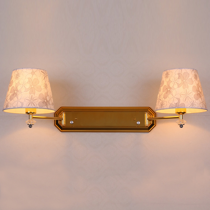 Gold Industrial Wall Lights : Industrial Loft Adjustable Swing Arm Wall Sconce gold color Retro Warehouse Ambient Lighting ...