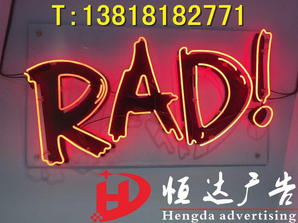 Neon glow word custom manufacturers selling Shanghai custom bar neon lamp(China (Mainland))