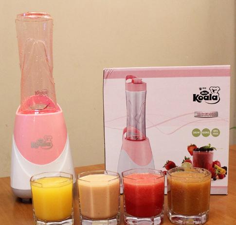 Mikkola minikoala portable mini electric multifunctional fruit Juicer stirring food cooking machine<br><br>Aliexpress
