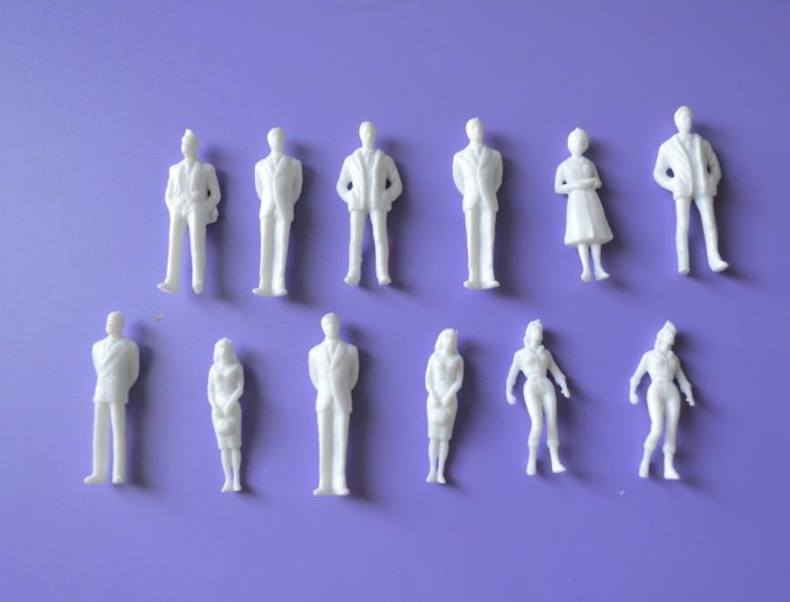 Architecture Human Scale Figure Popular scale figures architecture-buy ...