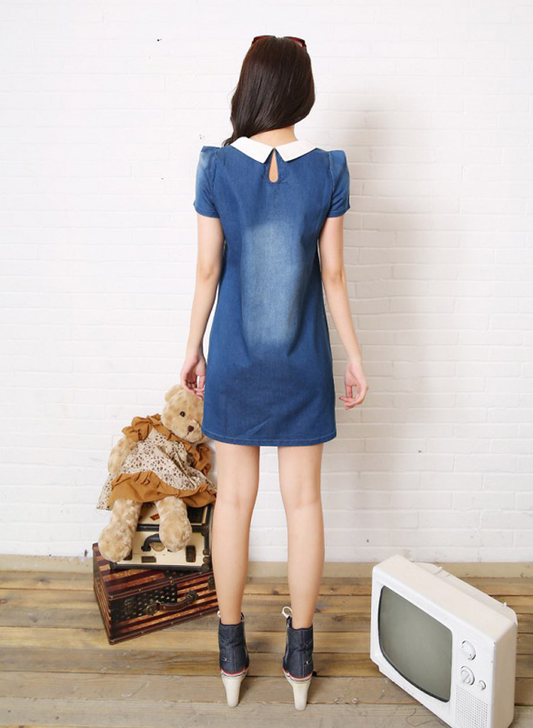 Модели Платья Из Джинцы