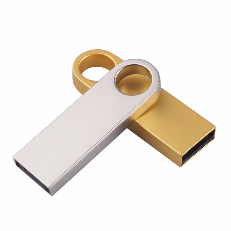 1GB 2GB 4GB 8GB 16GB usb 2.0 smallest tiny metal key flash disk usb flash drive mini(China (Mainland))