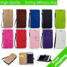 Asus ZenFone 2 Laser ZE500KL Luxury Couple Dandelion Embossed Flower Pattern PU Leather Case Flip Cover PHone Cases - Shenzhen worldbuy Technology Co., Ltd. store