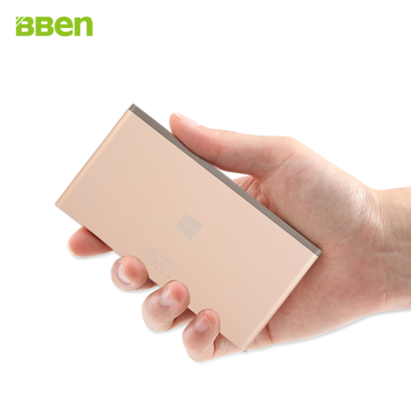 Bben pocket pc Mini PC wintel mini computer Intel Atom Z3735F Quad Core Windows 8 1