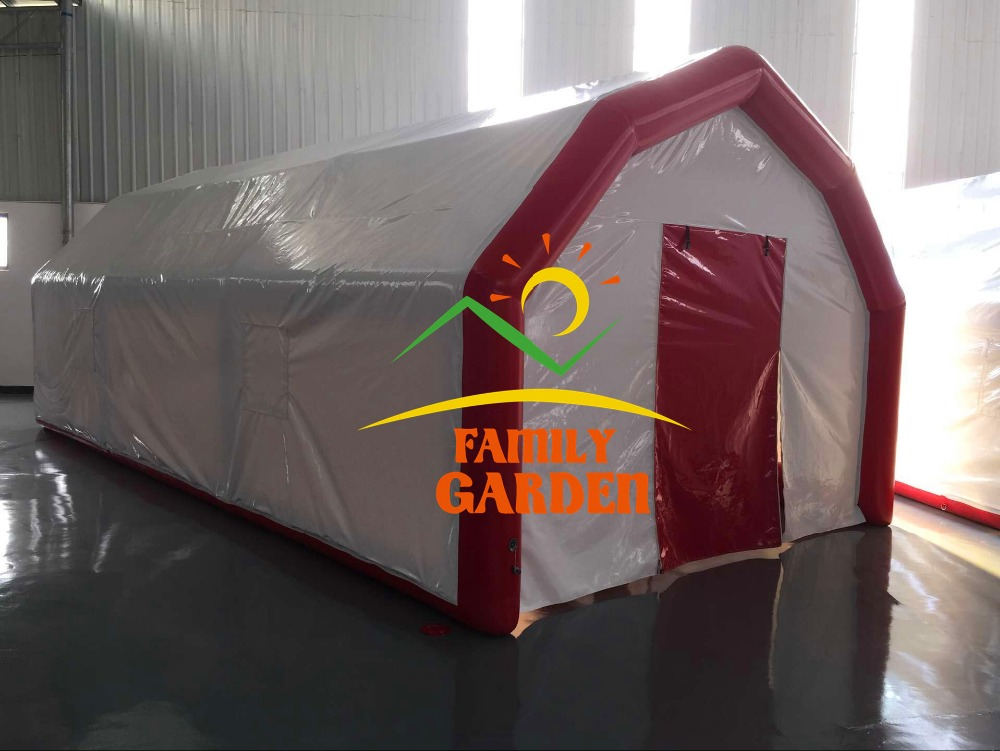 Durable PVC Outdoor Event Advertising Airtight Inflatable Medical Tent For Promotion Commercial Use(China (Mainland))