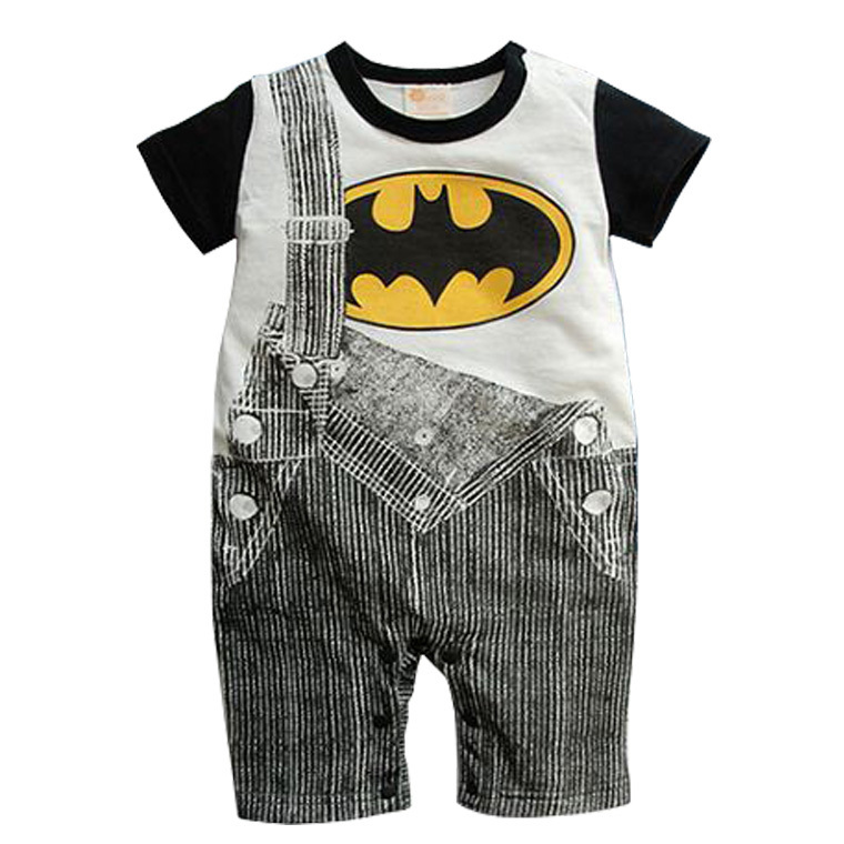 Summer 2016 New Style Next Baby boy clothes Kids girl Flase jeans rompers Children Jumpsuits romper for infant baby wear(China (Mainland))