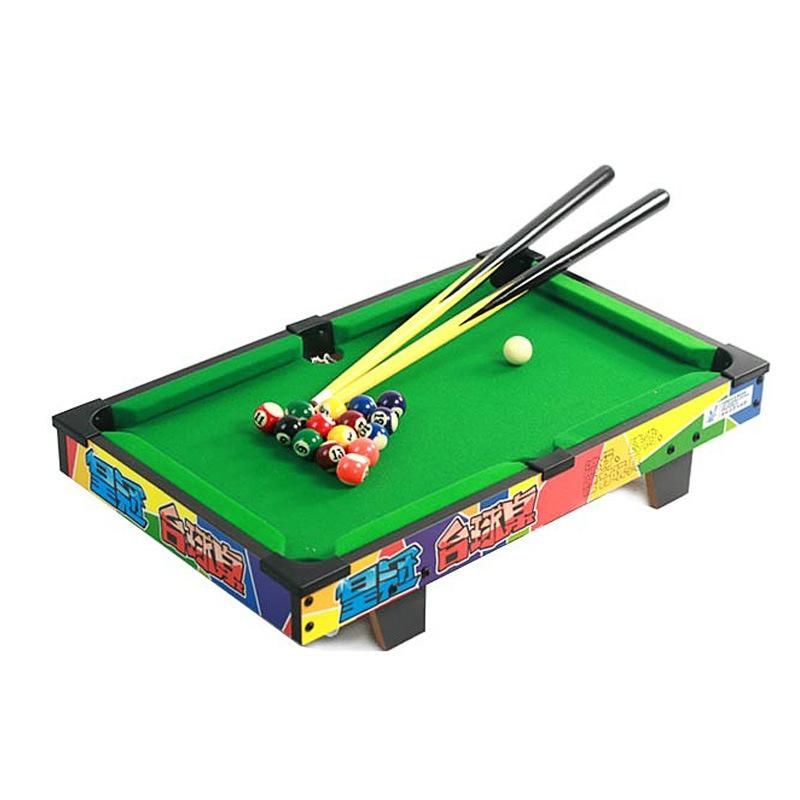 52*33*8 CM Wood Snooker Billiard Table Boxed Mini Pool Ball Snooker Desktop Table Game(China (Mainland))
