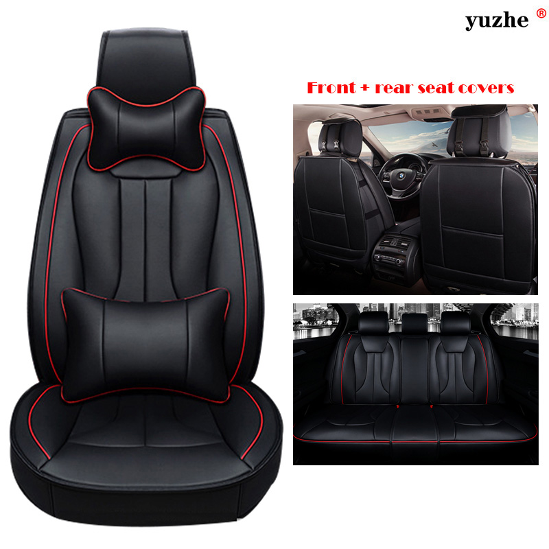 popular kia soul leather seat covers buy cheap kia soul leather seat covers lots from china kia. Black Bedroom Furniture Sets. Home Design Ideas